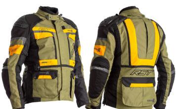 Rst Adventure-x Textile Jacket & Jean