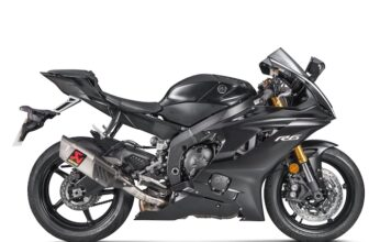 AkrapoviČ Releases Its Collection For The 2017 Yamaha Yzf-r6