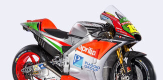 """Aprilia V4 Buyers Get Even More During """"face The Race"""" Week"""
