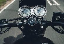 Triumph Beeline Motorcycle Navigation System
