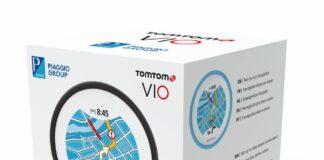 Tomtom Vio | Piaggio And Vespa Edition