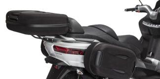 New Piaggio Mp3 Thermoformed Luggage