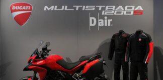 The Ducati Multistrada 1200 S Touring D|air