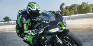 Ninja Zx‑10r Se Arrives For 2018 With Electronic Semi‑active Suspension