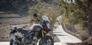 V-strom 1000 Availability And Service Intervals Announced