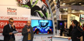 Dainese Announces Safety Partnership With Misano World Circuit With The D-air® Line