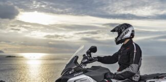 A Round-the-world Motorcycle Trip To Celebrate The 90th Anniversary Of Ducati