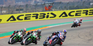 Acerbis To Continue As A Worldsbk Official Sponsor For Four More Years