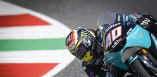 Binder Pulls A Fast One To Go Two Tenths Clear On Friday