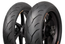 Brand-new Sport-touring Motorcycle Tyre