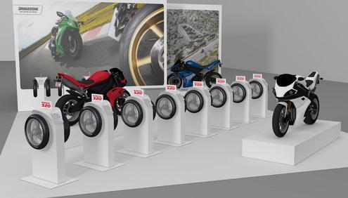 Bridgestone Introduces New Tyres At Intermot