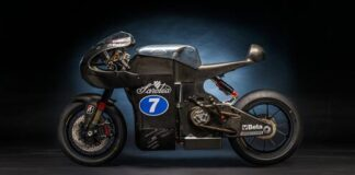 Bridgestone Teams Up With Saroléa Electric Superbike