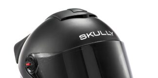 Skully Hud Helmet: The Future Of Rider And Vehicle Technology
