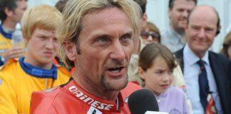 Carl 'foggy' Fogarty Returns To Festival Of Speed 2016