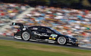 Dtm's Paffett To Attend Autosport International