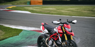 Ducati Presents The New Livery For The Hypermotard 950 Sp