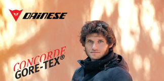 Dainese Champions Present The New Collection Of Jackets Featuring Gore-tex® Membranes