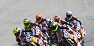 Daniel Holgado Takes Jerez Race 2 Rookies Cup Thriller