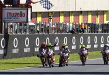 David Muñoz Takes Win & Points Lead On The Line