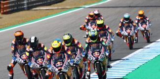 David Muñoz Wins Sensational Rookies Race 1 In Jerez