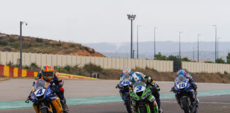 Dramatic Race 2 Worldssp Victory For Odendaal With Last Corner Overtake