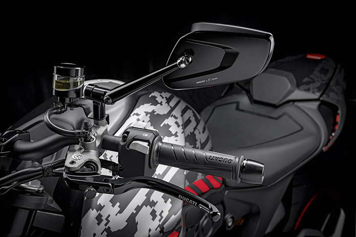 Each Monster Becomes Unique With Ducati Accessories And Customization Sets