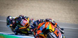 Fast Five: Moto2 Suit Up For France