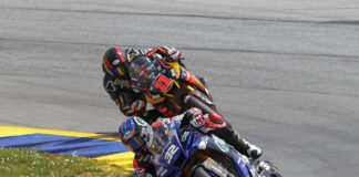 Gagne Finally Gets His First Superbike Win At Michelin Raceway Road Atlanta