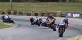 Gagne Gets It Done In Race One At Vir