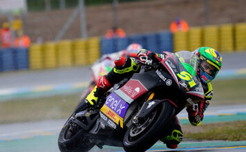 Granado Takes The Spoils In Dramatic Wet E-pole At Le Mans