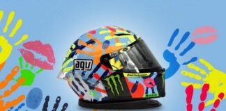 New Agv Corsa Misano – Available For Pre Order