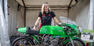 Hagerty Partners With Motorcycle Racer And Isle Of Man Tt Hero Maria Costello Mbe