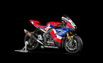 Honda Racing Uk Lift The Covers On Its 2021 Honda Cbr1000rr-r Fireblade Sp