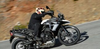 All-new Tiger 800 Roars Into Dealerships