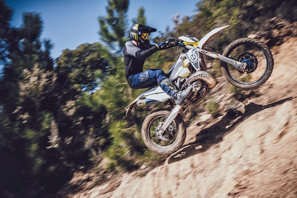 Husqvarna Motorcycles 2022 Enduro Range