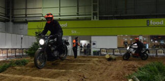 Pre-book Free Experience Adventure Supported By Honda And Triumph At Motorcycle Live