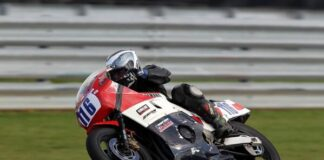 Yamalube Support Continues For Classic Racing Motorcycle Club!