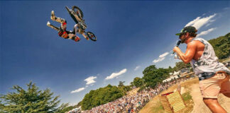 Goodwood Action Sports Set To Rock Festival Of Speed With More Gravity- Defying Stunts