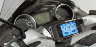 Analyze Your Ride With Piaggio Multimedia Platform