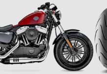 Michelin Introduces New Tyres For Select 2018 Harley-davidson Softail Motorcycles