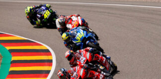 Motogp Remains At The Sachsenring For Another Five Years