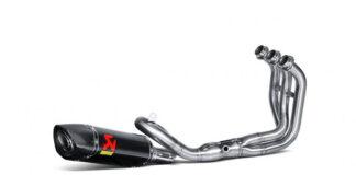 Akrapovič Racing Line Exhaust For Yamaha Mt-09