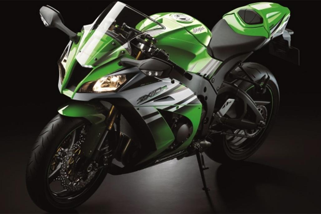 Ninja 30 Models Unveiled At Misano Sbk Event By Kawasaki Riders