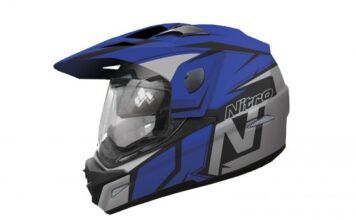 Nitro Launches Exciting New Range Of Helmets For 2019
