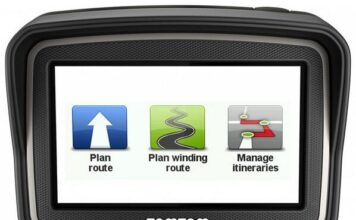 Tomtom Enhances Winding Roads Experience For Bikers