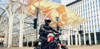 All-new Xsr125: Commuting In Style