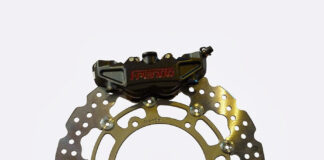 Frando Brake Calliper And Disc For Yamaha R6