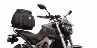 Ventura Bike Pack System For Yamaha Mt-09