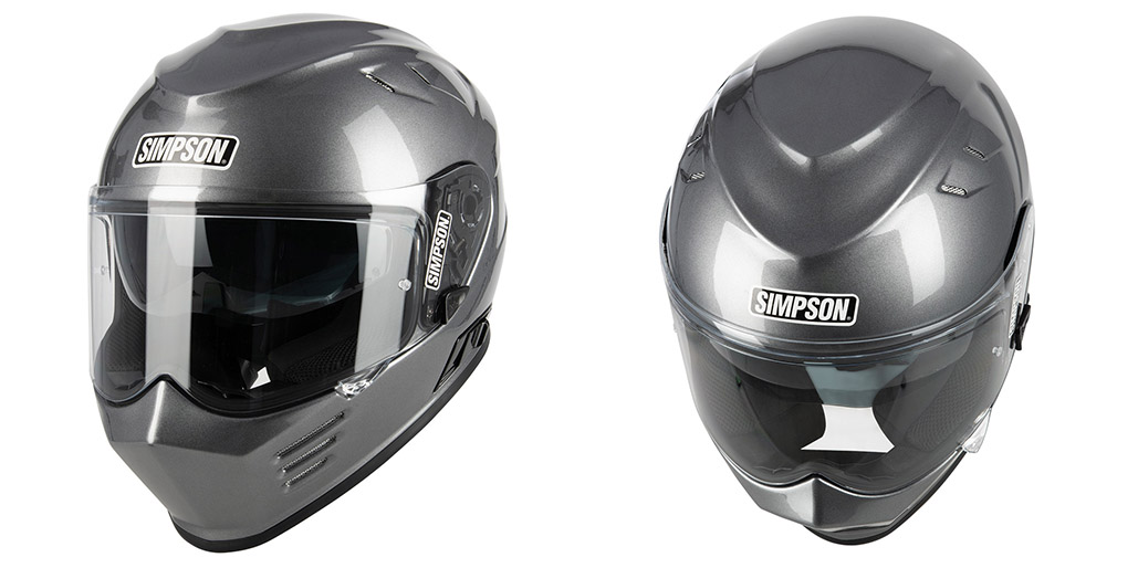 New From Simpson: Venom Carbon & Gun Metal