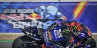 Quartararo, Morbidelli, Miller: Jerez Front Row Split By A Tenth